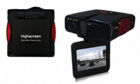 Highscreen BlackBox Radar plus (антистрелка GPS, антиробот GPS)