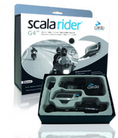 Блютуз гарнитура Scala Rider G4 PowerSet
