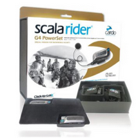 Блютуз гарнитура Scala Rider G4 PowerSet Snowmobile