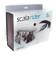 Блютуз гарнитура Scala Rider G4 Snowmobile