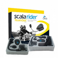 Блютуз гарнитура Scala Rider Teamset