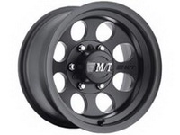Диск легкосплавный Mickey Thompson Classic III Black 7x15  5x114,3  ET-8  ЦО D 92