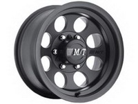 Диск легкосплавный Mickey Thompson Classic III Black 8x15  5x114,3  ET-22  ЦО D 92