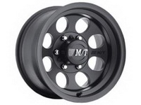 Диск легкосплавный Mickey Thompson Classic III Black 8x15  6x139,7  ET-22  ЦО D 92