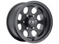 Диск легкосплавный Mickey Thompson Classic III Black 10x15  5x114,3  ET-45  ЦО D 92
