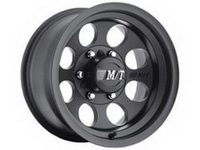 Диск легкосплавный Mickey Thompson Classic III Black 10x15  5x139,7  ET-45  ЦО D 92
