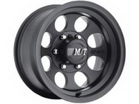 Диск легкосплавный Mickey Thompson Classic III Black 8x16  6x139,7  ET 0  ЦО D 114,3