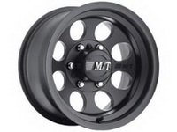 Диск легкосплавный Mickey Thompson Classic III Black 8x16  8x165,1  ET -12  ЦО D 101,6
