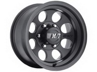 Диск легкосплавный Mickey Thompson Classic III Black 9x17  6x139,7  ET -12  ЦО D 114,3