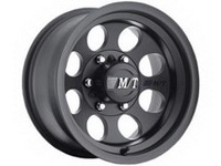 Диск легкосплавный Mickey Thompson Classic III Black 9x17  8x165,1  ET 0  ЦО D 127