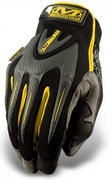 MW Mpact Glove Black Yellow XL